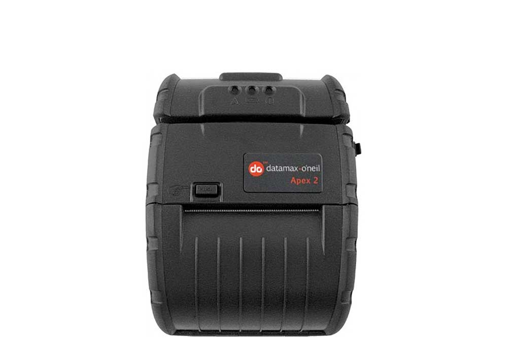 Barcode Printers | Honeywell Apex 2i Mobile Receipt Printer