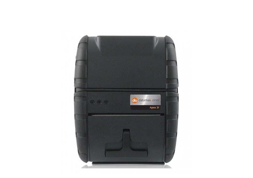 Barcode Printers | Honeywell Apex 3 Mobile Receipt Printer