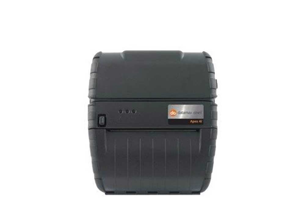 Barcode Printers | Honeywell Apex 4 Mobile Receipt Printer