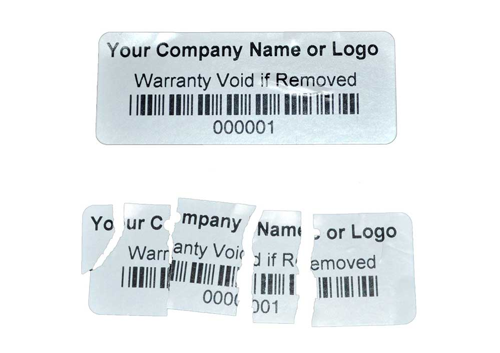 Destructible Labels