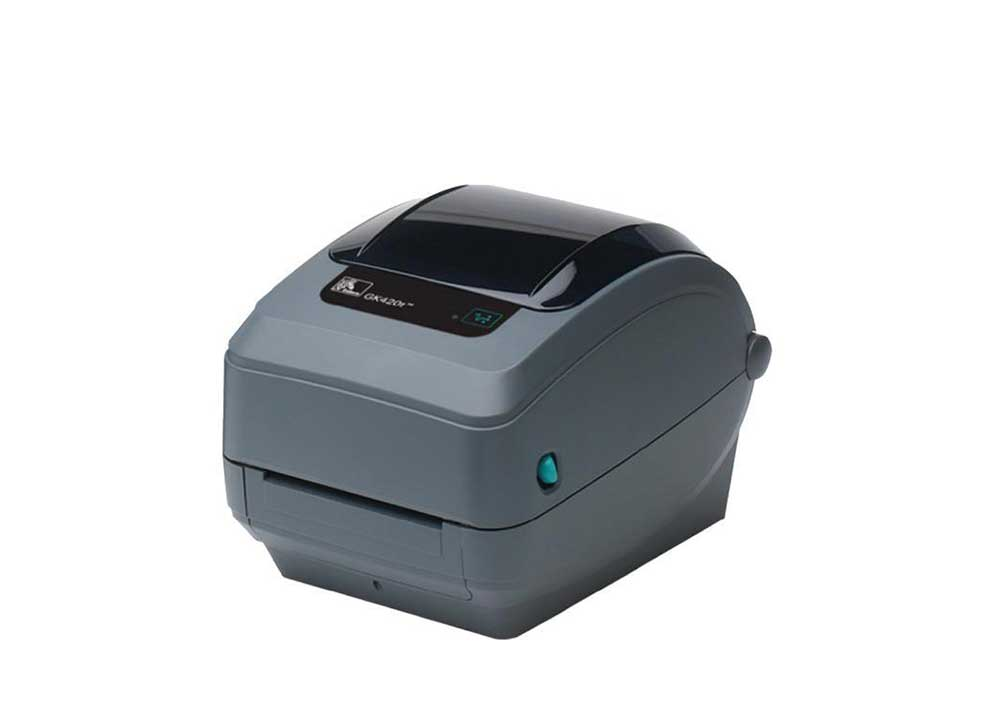 Barcode Printers | Zebra GX420t Thermal Desktop Printer