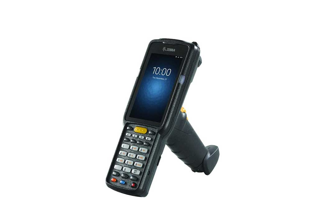 Barcode Mobile Computer | Zebra MC3300 Handheld Mobile Computer