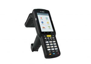Barcode Mobile Computer | Zebra MC3330R UHF RFID Handheld Reader