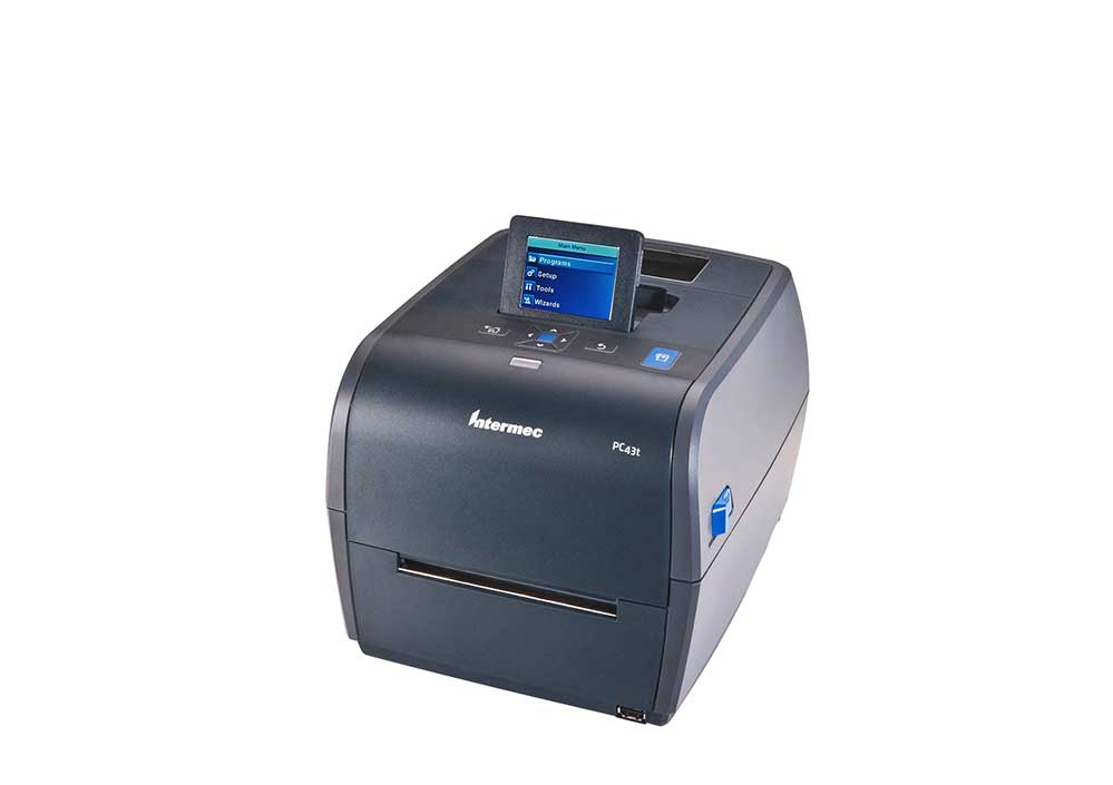 Barcode Printers | Honeywell PC43t Thermal Transfer Desktop Printer