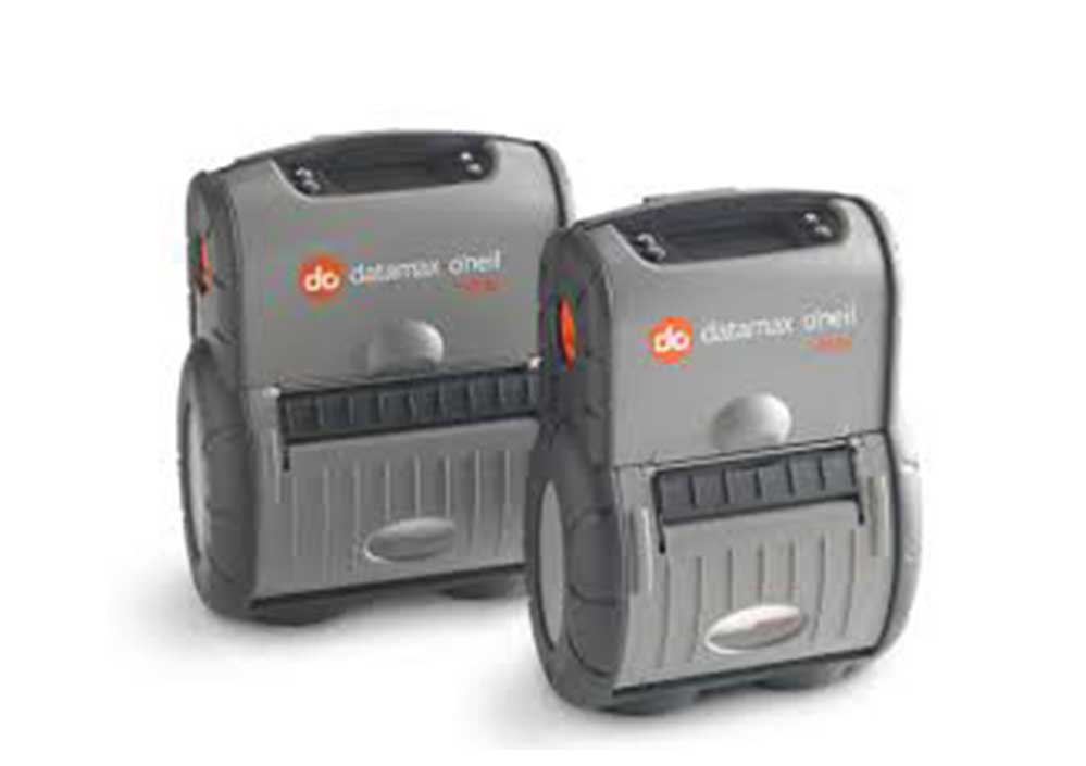 Barcode Printers | Honeywell RL4e Mobile Label Printer