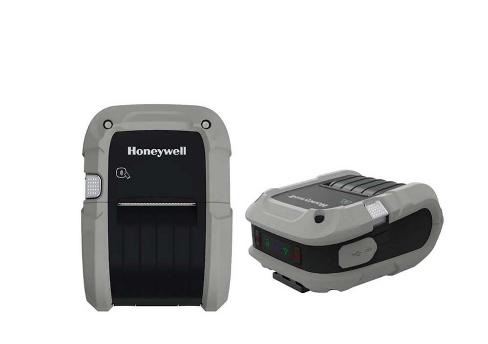 Barcode Printers | Honeywell RP2 Rugged Mobile Printer