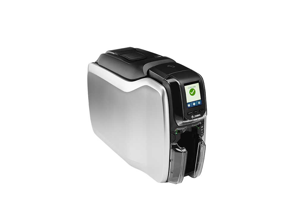 Barcode Printers | Zebra ZC300 Card Printer