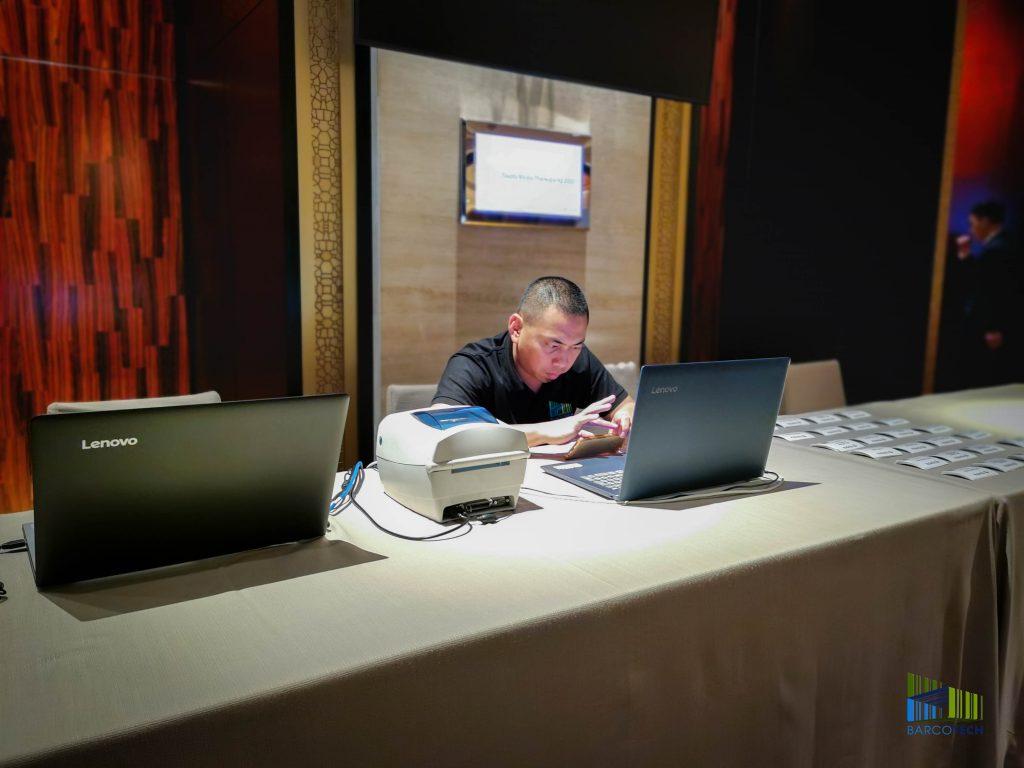 Barcotech's Event Registration Services
