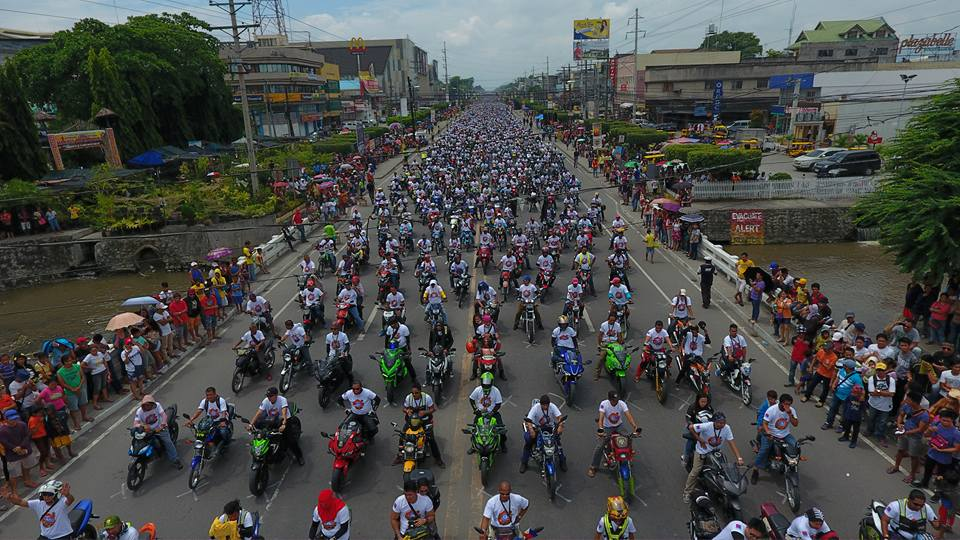 Barcotech Event Services | Most Motorcycle Horns Sounded Simultaneously - World Guinness Record – April 29, 2017 Gensan Drive, Round Ball, City of Koronadal