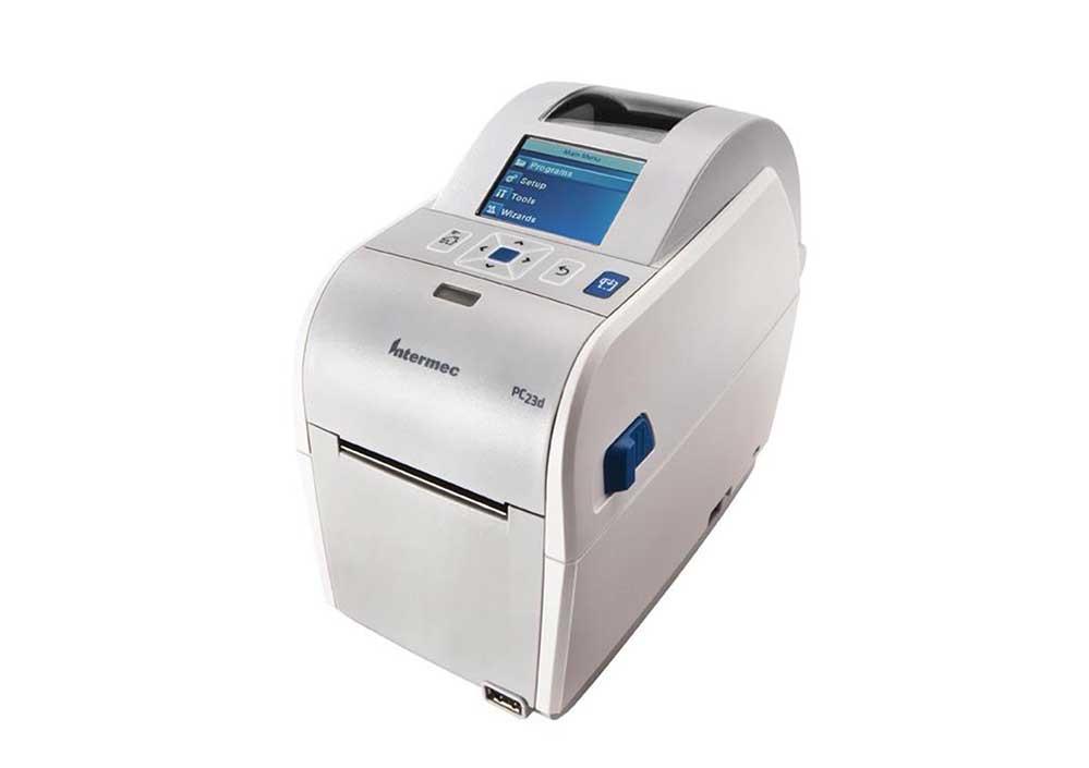 Barcode Scanners | Honeywell PC23d Desktop Printer