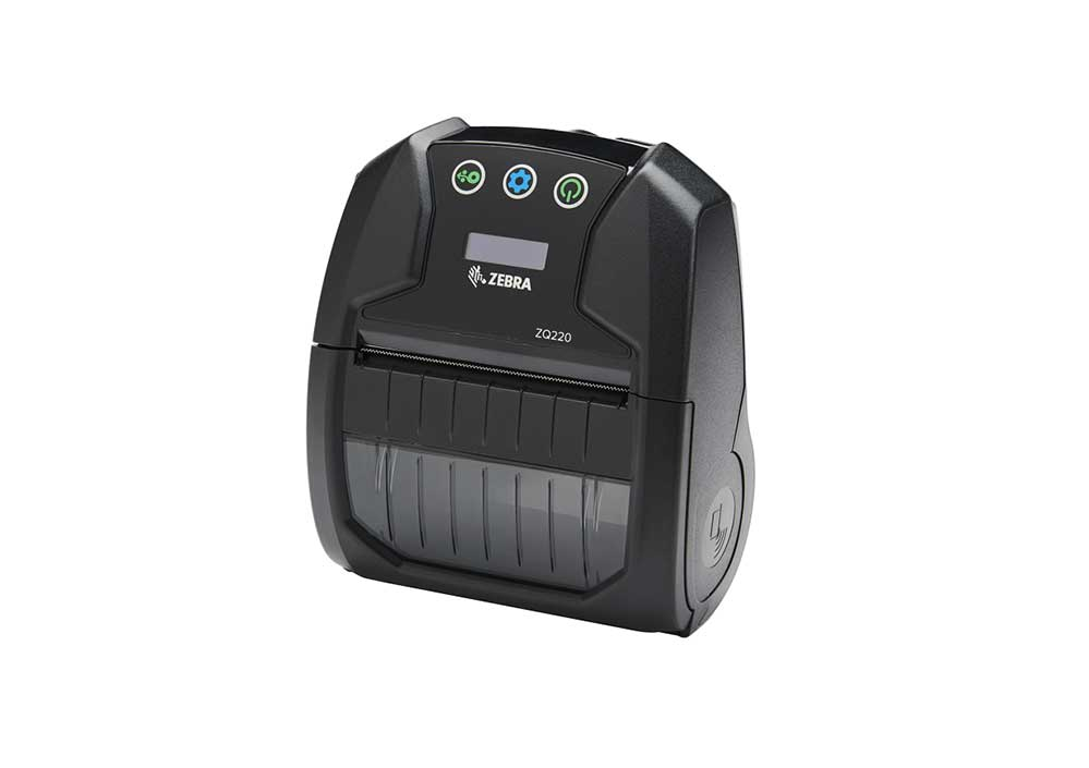 Barcode Printers | Zebra ZQ200 Series Mobile Printer
