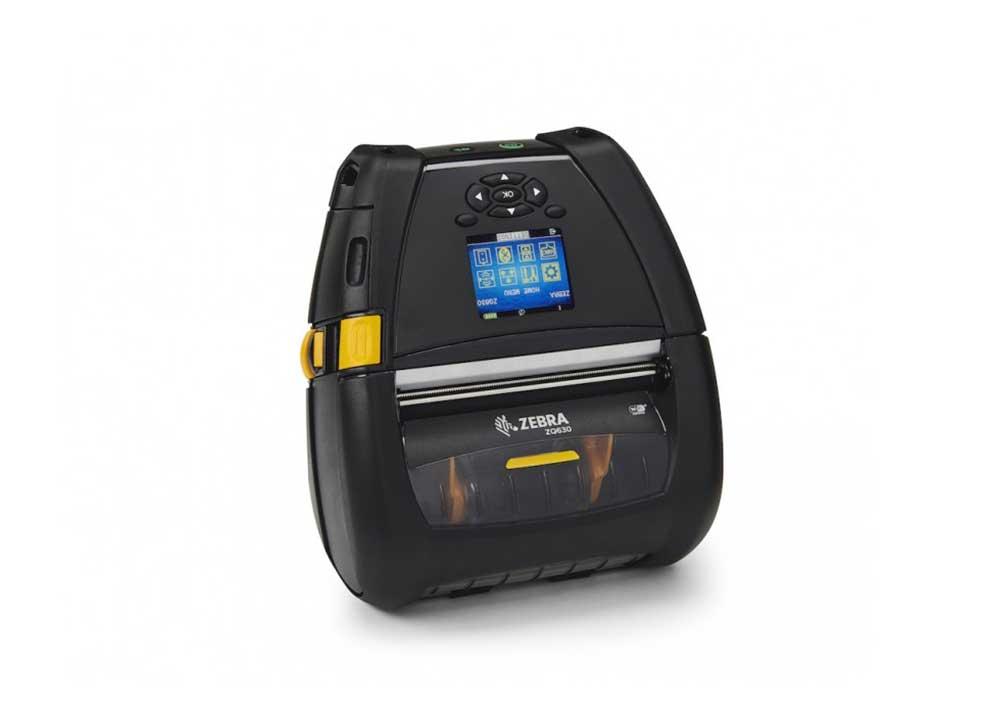 Barcode Printers | Zebra ZQ630 RFID Mobile Printer